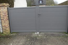 portail-aluminium-gris